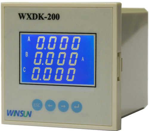 WXDK-200系列单相/三相数显表